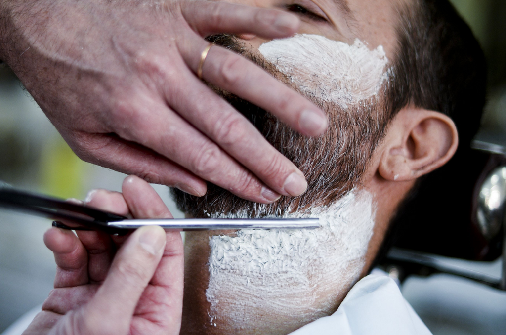 Why You Should Let a Barber Shape Up Your Beard