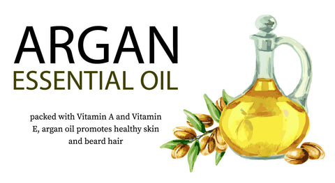 la roots ingredients argan oil