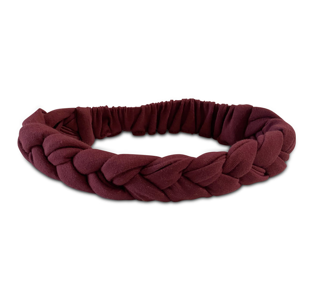 BRAIDED HEADBAND ROAN