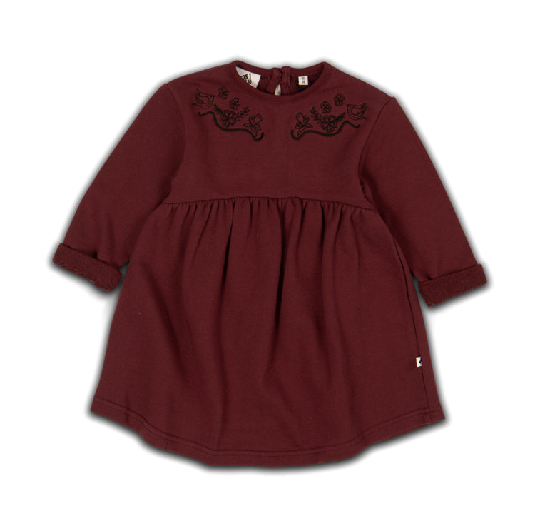 BABYDOLL DRESS ZINFANDEL