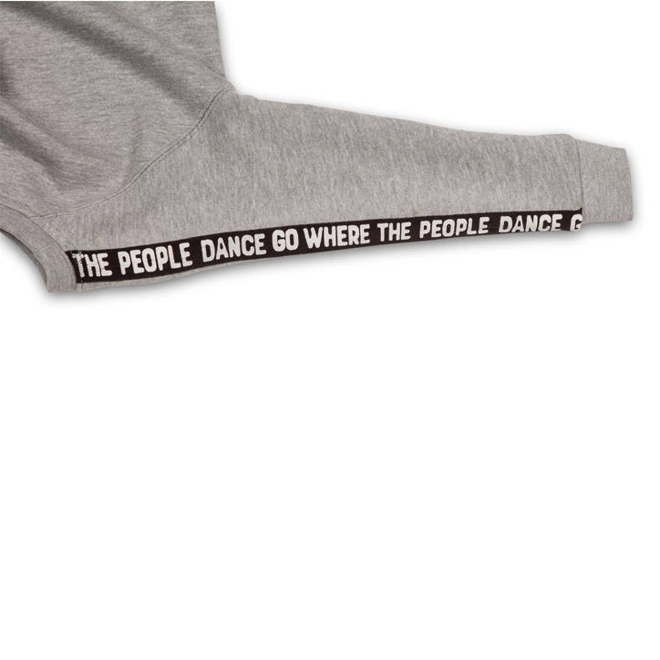 GO WHERE THE PEOPLE DANCE SWEATER