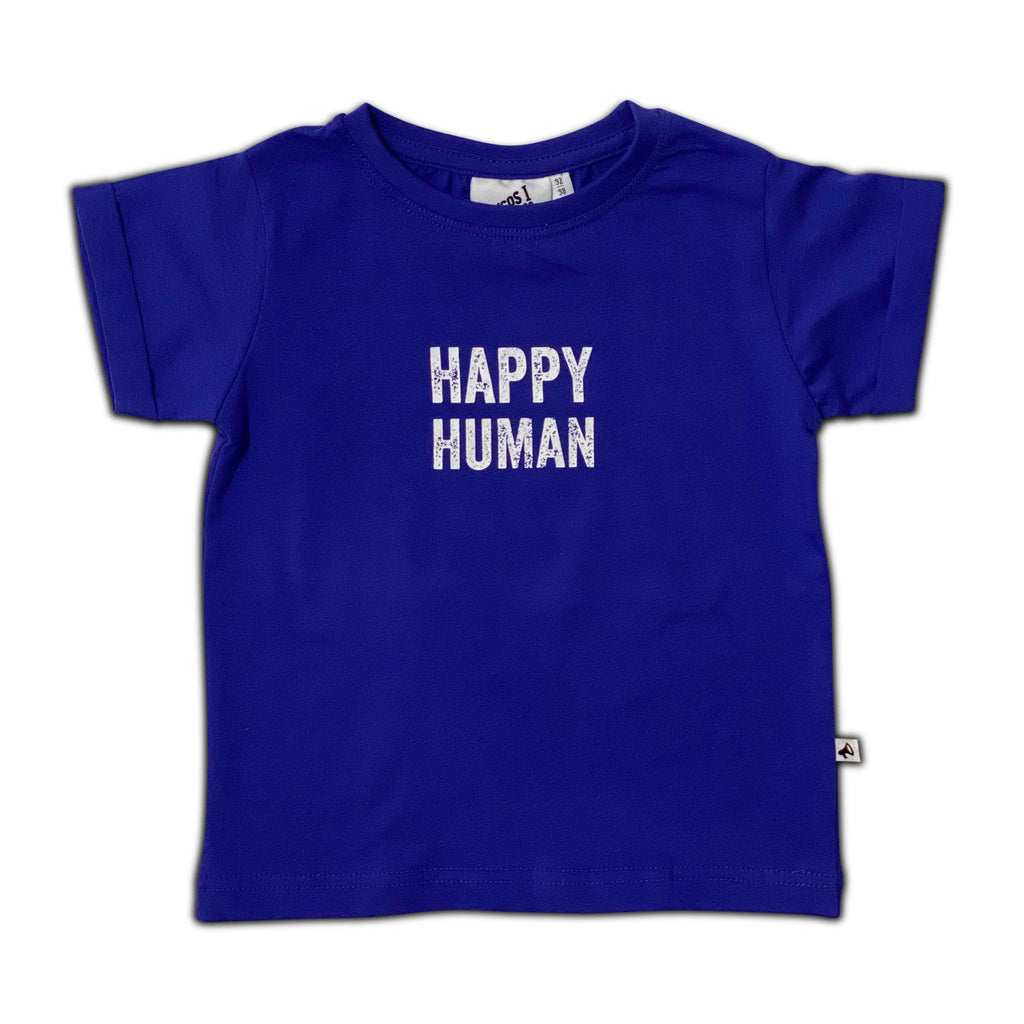 HAPPY HUMAN T-SHIRT SPECTRUM