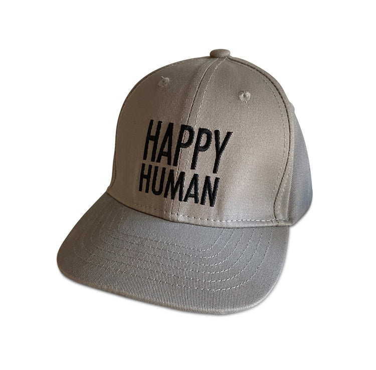 HAPPY HUMAN CAP