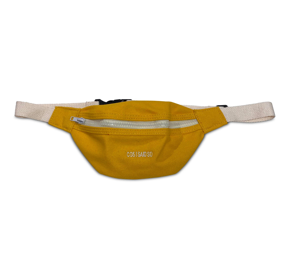 FANNY PACK yellow