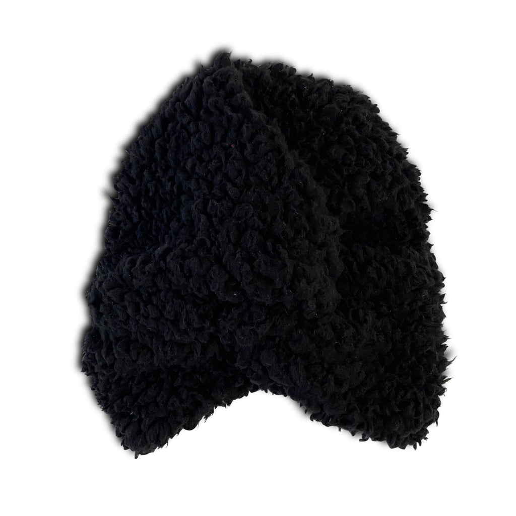 TURBAN HAT SHERPA