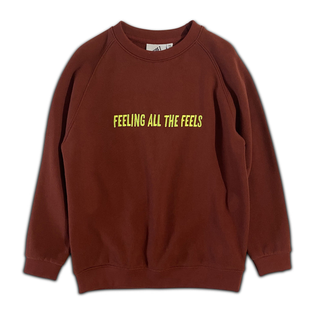 ALL THE FEELS SWEATER