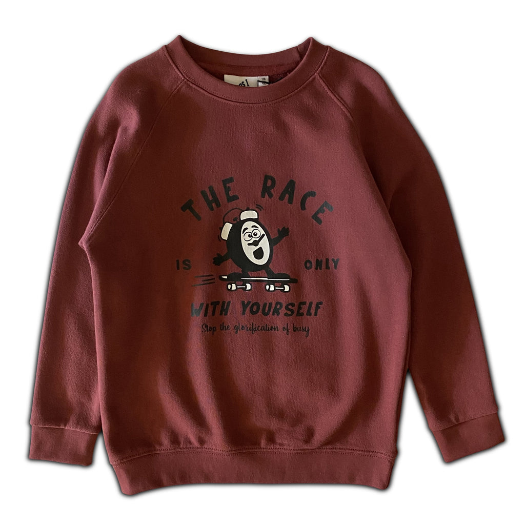 THE RACE SWEATER