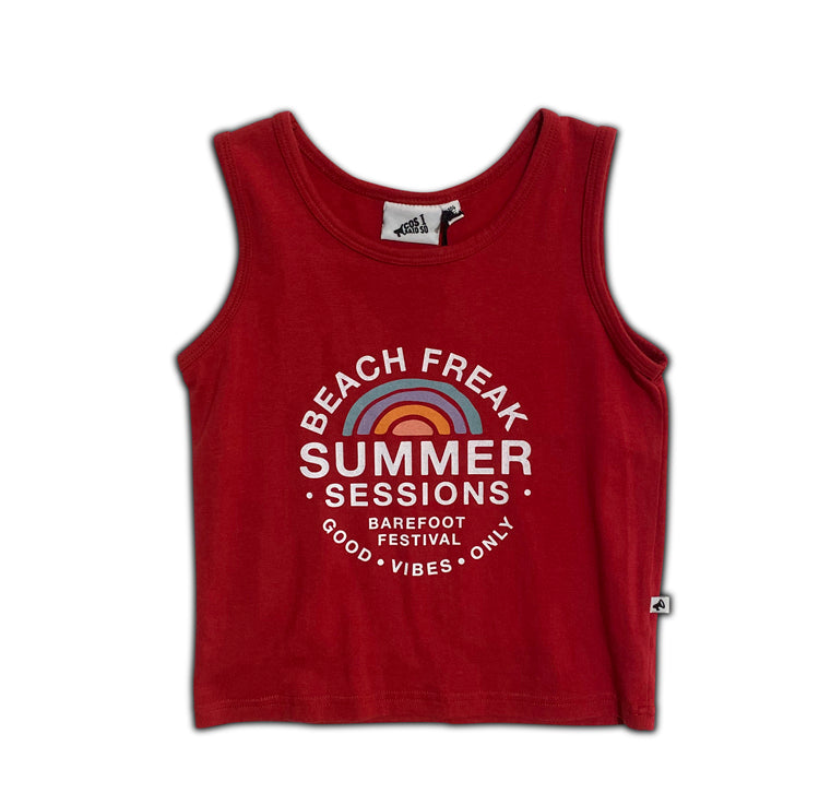 SUMMER SESSIONS TANK TOP