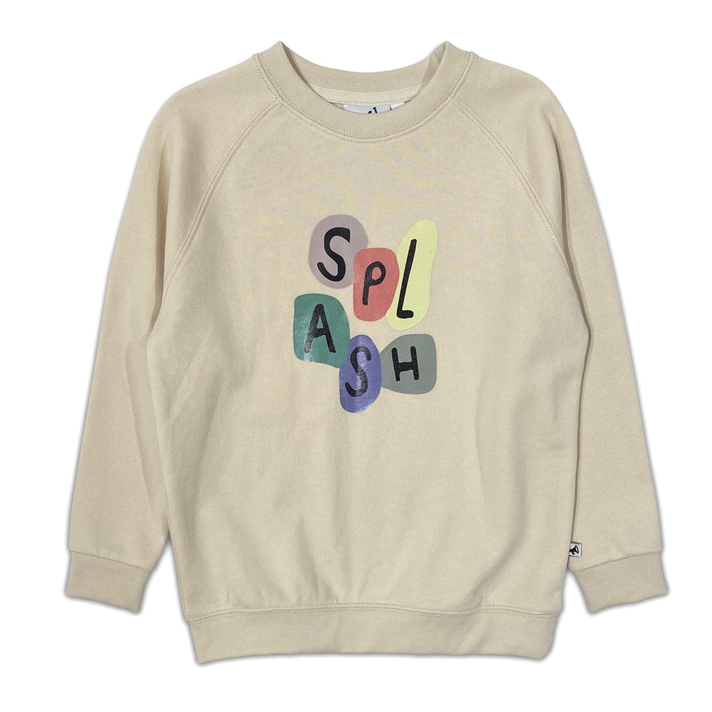 SPLASH SWEATER