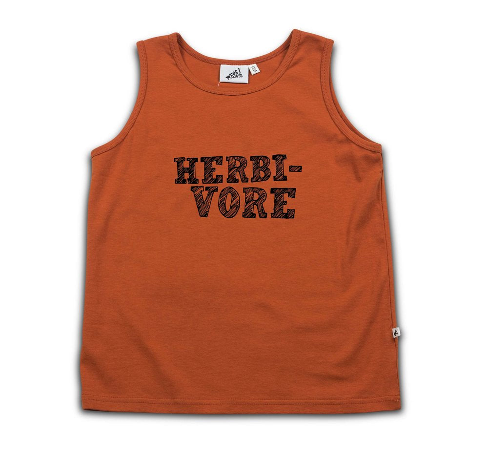HERBIVORE TANK TOP + COLORS