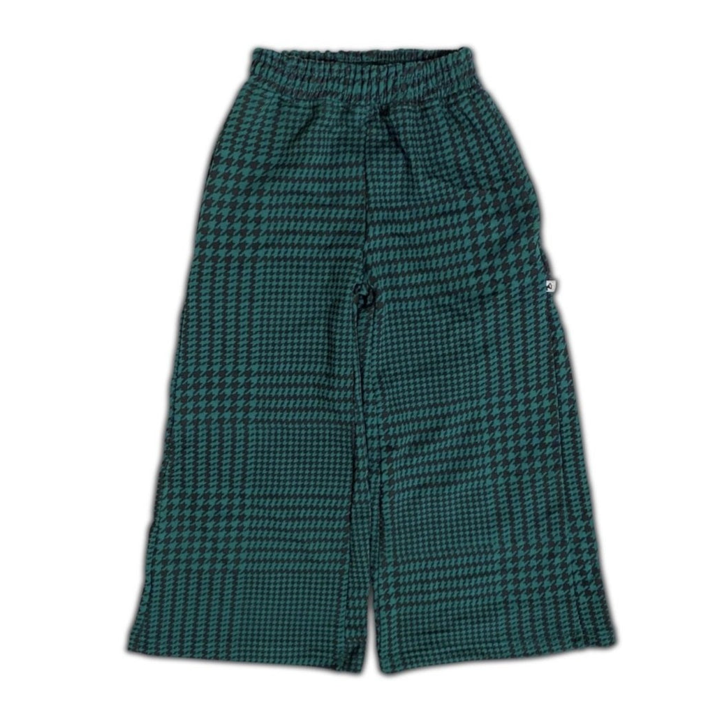 HOUNDSTOOTH WIDE PANT