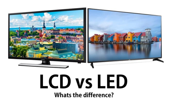 LCD V/s LED Displays