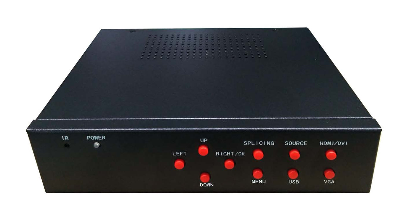 XTREME XD-TVWALL-104 Video Processor.