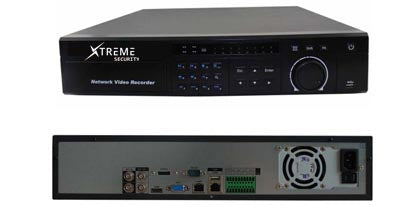 Xtreme 16ch 1080P 8Bay Harddisk Smart HD NVR