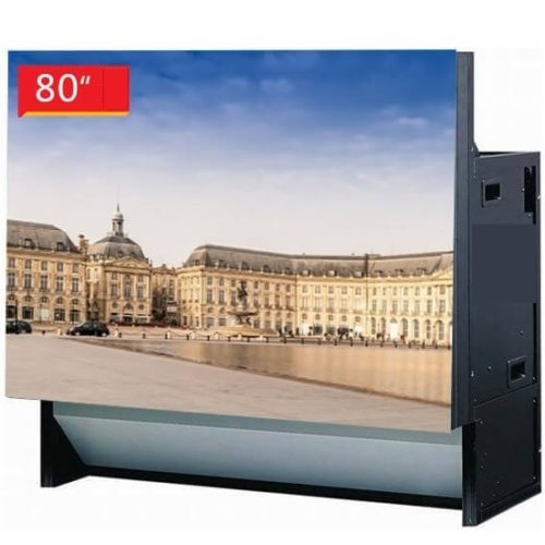 Xtreme XD-LD800 80-Inch Laser Light Source DLP Rear Projection Cubes.