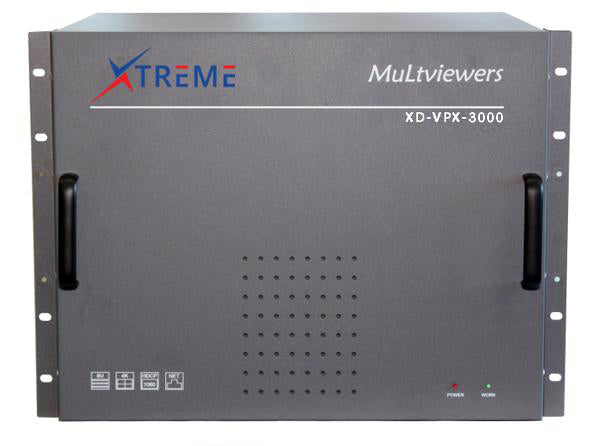 Xtreme XD-VW3000 Modular Video Wall Processor