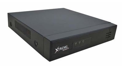Xtreme 8 channels 1080P 1 HDD 8 Port PoE HD Face Detection NVR