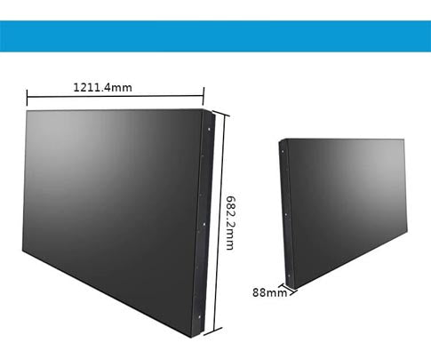 Xtreme XD-550LCD 55-Inch Very Narrow Bezel (3.5mm) LCD Video Wall Screen