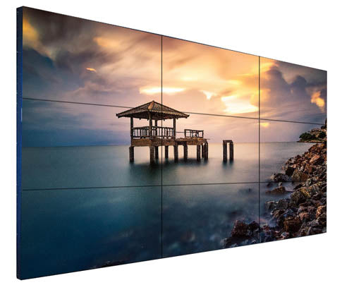 Xtreme XD-650EB 65-Inch Very Narrow (2.8mm) LCD Video Wall Screen