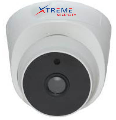 Xtreme 2 Megapixel 1080P Fixed Lens PoE IR Indoor Dome IP Camera.