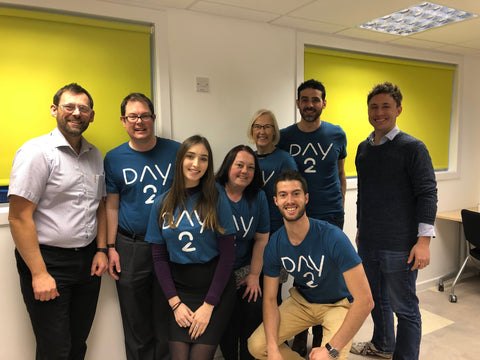 The Team at Day2 HQ