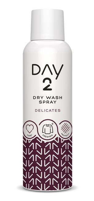 Day2 Dry Wash Spray - Delicates (200ml)