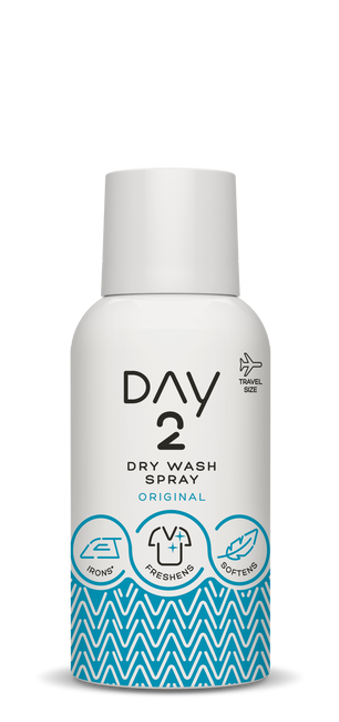 Day2 Dry Wash Spray - Original Travel Mini (75ml)