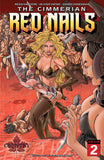 Cimmerian: Red Nails #2 - Bookend Exclusive Set