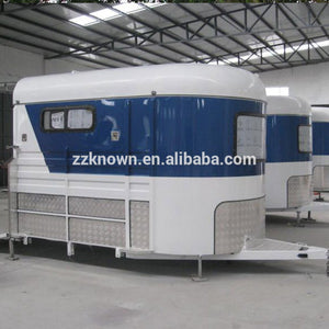 New Zealand camera system available horse trailer with living - Az Silver Cowboy Essentials