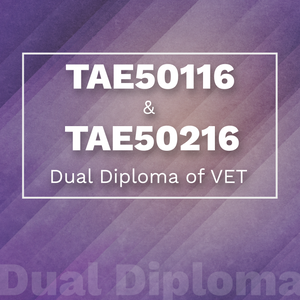 Dual Diploma of Vocational Training and Assessment
