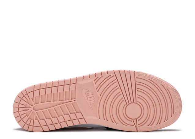 Nike Air Jordan 1 Mid Crimson Tint Toe