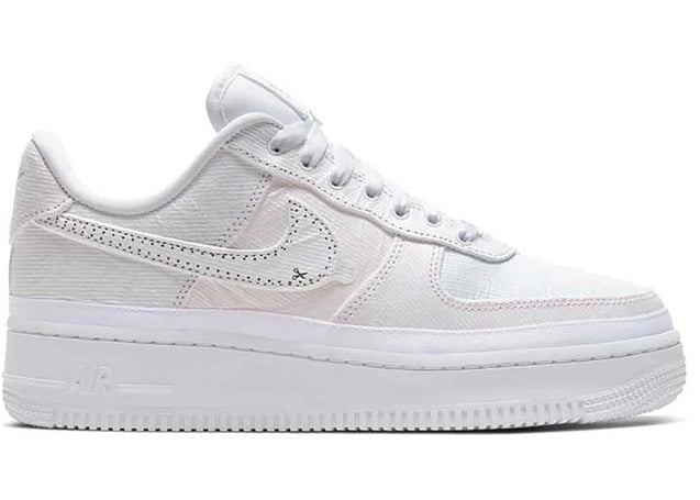 Nike Air Force 1 Tear Away White