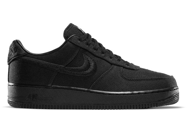 Nike Air Force 1 Low Stussy Black