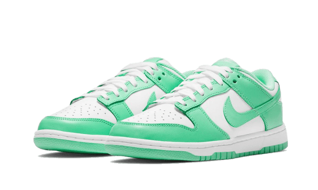 Nike Dunk Low Green Glow