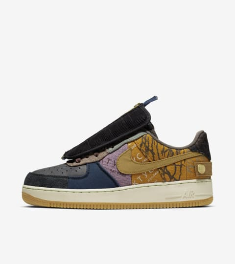 Nike Air Force 1 Travis Scott Cactus Jack