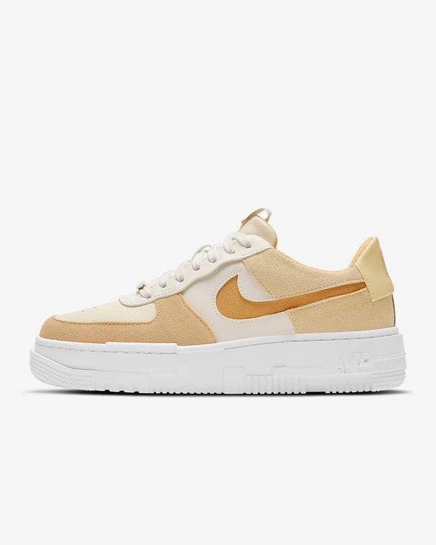 Nike Air Force 1 Low Pixel Coconut Milk