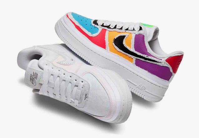 Nike Air Force 1 Tear Away Sail