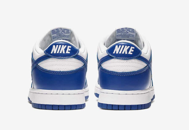 Nike Dunk Low Blue Kentucky