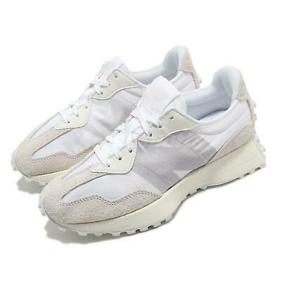 New Balance 327 White Moonbeam