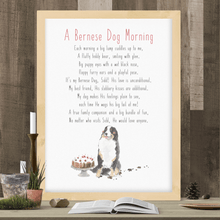 Load image into Gallery viewer, Bernese Dog Gift