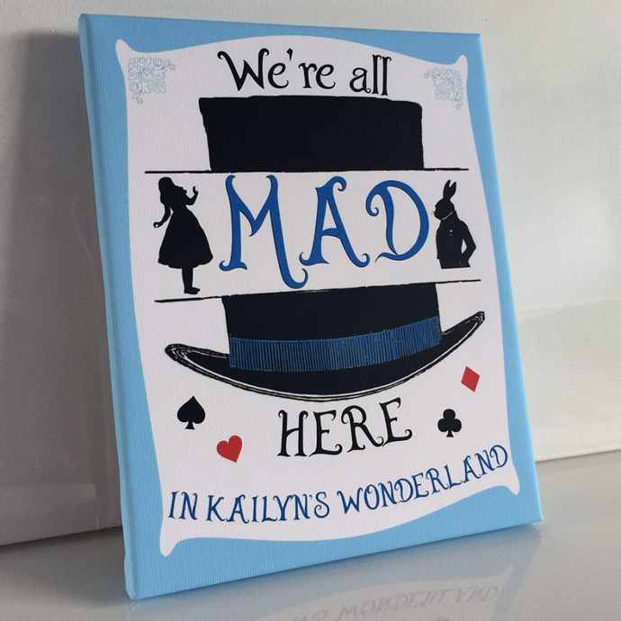 Alice And Wonderland Gift