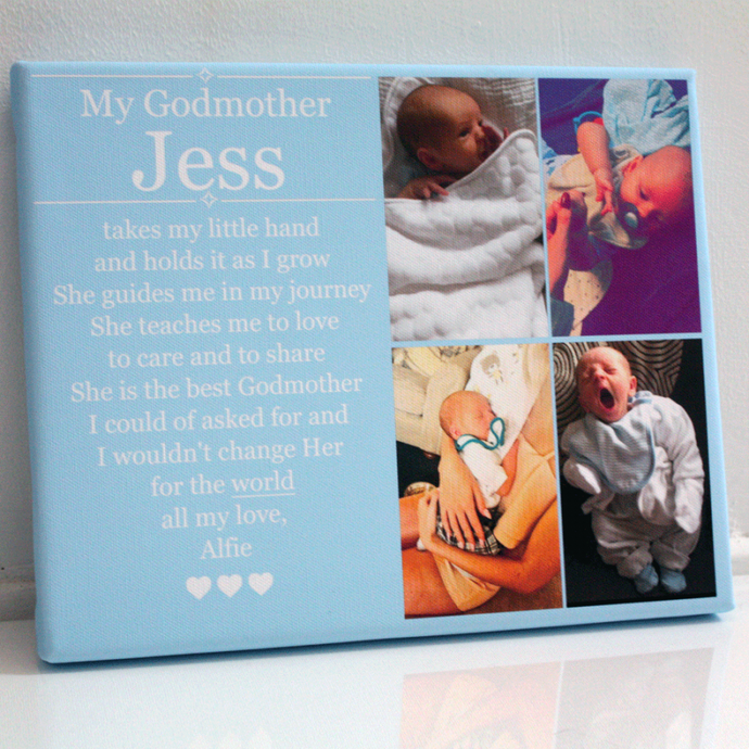 Christening Gift For Godparent