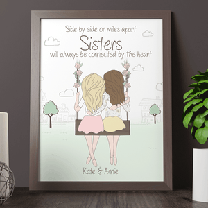 Personalised Gift For A Sister