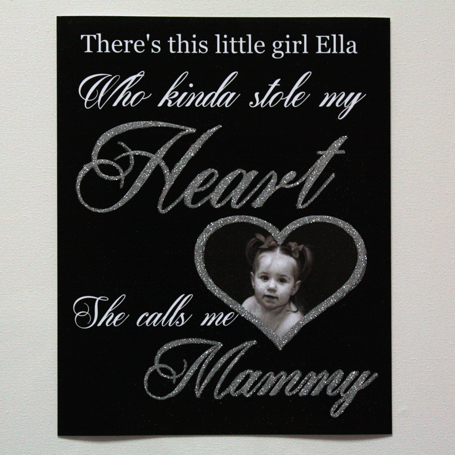 Personalised Mothers Day She Calls Me Mum Gift