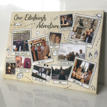Load image into Gallery viewer, Personalised Travelling Keepsake Holiday