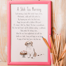 Load image into Gallery viewer, Shih Tzu Dog Gift