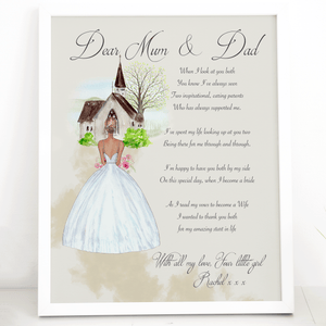Wedding Poem For Mum And Dad