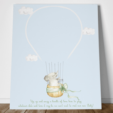 Load image into Gallery viewer, Fingerprint Nursery Animal Gifts