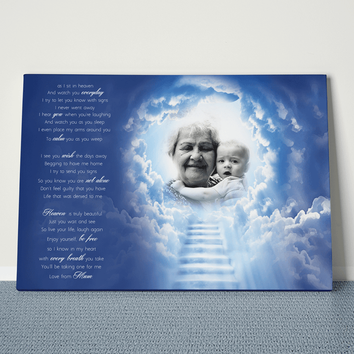 Stairway To Heaven Keepsake