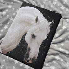 Load image into Gallery viewer, Glitter Canvas Photo Gift